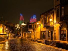 Nizami Sweet Room Hotel, hotel in Baku