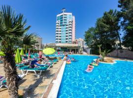 Grand Hotel Sunny Beach - All Inclusive, отель в городе Солнечный Берег