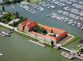 Hotel Oostereiland, hotel in Hoorn