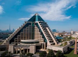 Raffles Dubai, hotel in Dubai