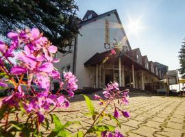 Hotel Gasthof zur Heinzebank, Hotel in Wolkenstein