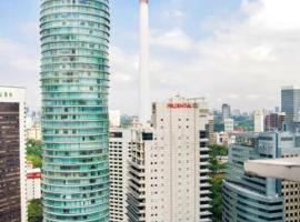 Vortex Suites KLCC by SK, apartment in Kuala Lumpur