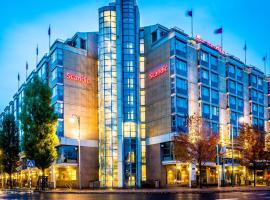 Scandic Crown, hotel in Gothenburg
