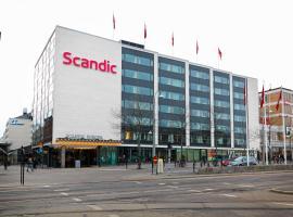 Scandic Europa, hotel in Gothenburg