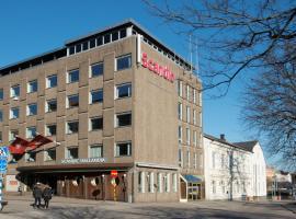 Scandic Hallandia, hotell i Halmstad