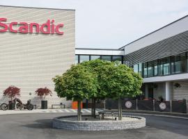 Scandic Segevång, hotell i Malmö