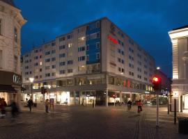 Scandic S:t Jörgen, hotell i Malmö