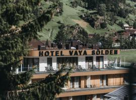 VAYA Sölden, hotel in Sölden