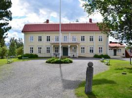 Stiftsgården Konferens & Hotell, country house in Skellefteå