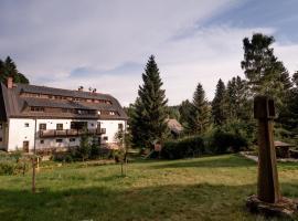 Pension Styl – hotel w pobliżu miejsca Góra Ještěd w mieście Bedřichov