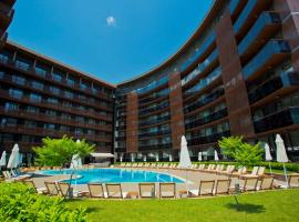 Galeon Residence & SPA, hotel en Sunny Beach