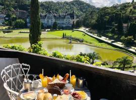 Gallardin Palace Hotel, hotel in Petrópolis