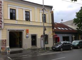 Penzión Marína pri Slovenskej reštaurácii, hotel v destinácii Brezno