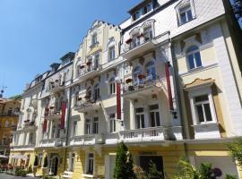 Residence Romanza, hotel in Mariánské Lázně