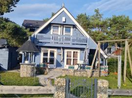 Peeneblick, vacation home in Rankwitz