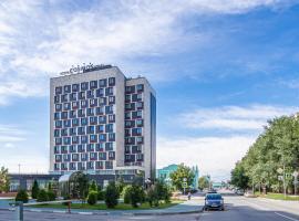 Park Inn by Radisson Novosibirsk, hotel in Novosibirsk