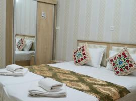 El Emir Samarkand, hotel in Samarkand