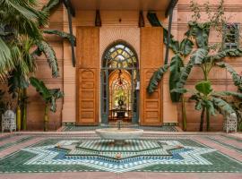 Dar Rhizlane, Palais Table d'hôtes & SPA, hotel in Marrakesh