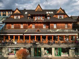 Hotel Sabała, hotel in Zakopane