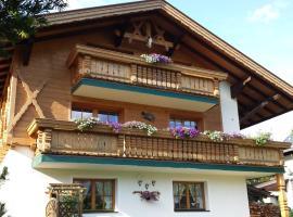 Appartements Zugspitztraum, budget hotel in Ehrwald