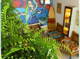 Odoyá Hostel - Caminhos do Mar, hotel near Puppet Theatre, Paraty