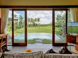 D'Bale Ananda Ubud Villa, villa in Ubud