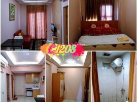 Apartemen Grand Center Point Bekasi by USA Property, hotel near Bekasi Train Station, Bekasi