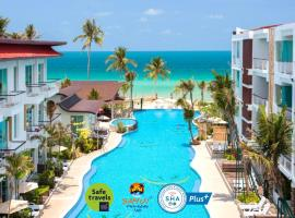 The Samui Beach Resort - SHA Plus Certified, hotel in Chaweng