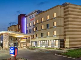 Fairfield Inn & Suites by Marriott Springfield Northampton/Amherst, hotel in Northampton