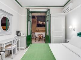 Pandrosos Divine Suites, hotel in Athens
