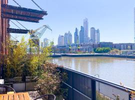 Best View Puerto Madero, apartamento em Buenos Aires