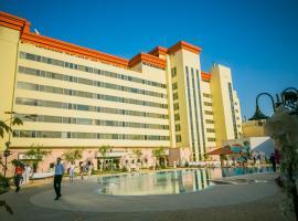 Grand Mir Hotel, hotel in Tashkent