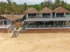 Agonda Cottages, beach hotel in Agonda