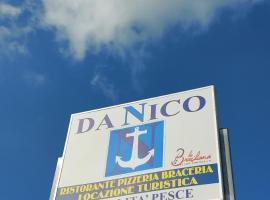 Locazione turistica e ristorante Da Nico, hotel in Vicenza