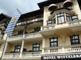 Hotel Wittelsbach, Hotel in Berchtesgaden