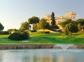 Barceló Montecastillo Golf, hotel in Jerez de la Frontera