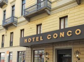 Hotel Concord, hotel in Turin