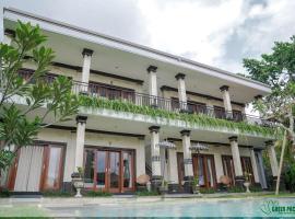 Green Padma Ubud, apartment in Ubud