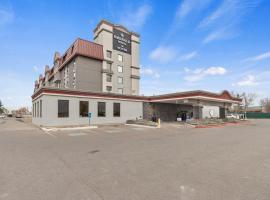 Emerald Hotel & Suites Calgary Airport, hotel in Calgary