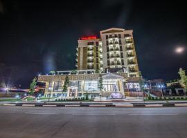 Hotel Avrora, отель в Витязеве