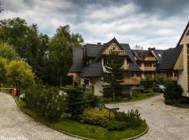 Bellamonte Aparthotel, apartment in Zakopane