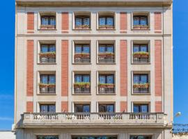 Hotel Espanya, hotel in Calella