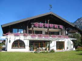 Landhaus Gerlach, country house in Oberstdorf