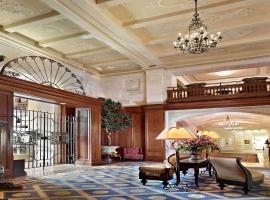 The Fairmont Hotel Macdonald, hotel in Edmonton