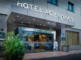 AC Hotel Badajoz by Marriott, hotel en Badajoz