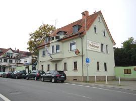 Wirtshaus zum Schützenhof, Hotel in der Nähe vom Flughafen Frankfurt - FRA, Kelsterbach
