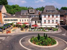 Hotel Saarburger Hof, hotel in Saarburg