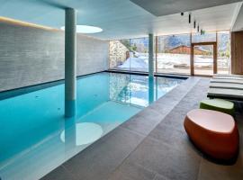 Hotel Lajadira & Spa, hotel in Cortina d'Ampezzo