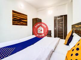 SPOT ON 75176 Shree Ram Paying Guest House, hotel en Varanasi
