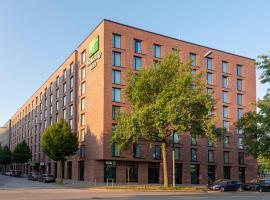 Holiday Inn - Hamburg - Berliner Tor, an IHG Hotel, Hotel in Hamburg